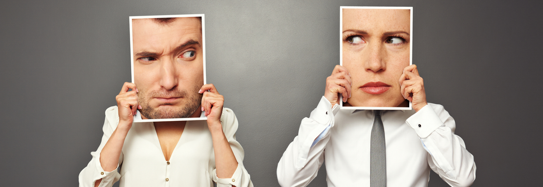 Die sechs Stufen der Missverständnisse