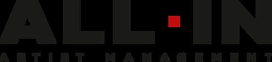 Logo von ALL IN Artist Management